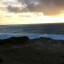 Sunrise& waves